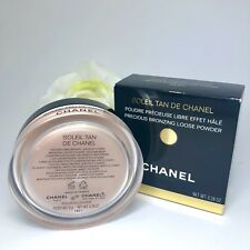 CHANEL Soleil Tan de Chanel Precious Bronzing Loose Powder ~ *Sealed* New in Box
