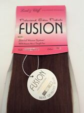 """Fusion Yaky 12"""" Color 33 Extensions 400 Pieces 100% Human Hair Lord Cliff"""