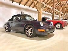 Porsche 911 - 964 Cabrio Umbau