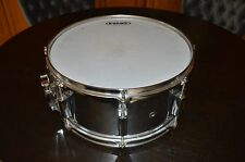 Vintage PEARL EXPORT - Metal Snare Drum