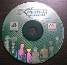 X'TREME ROLLER : JEU Sony PLAYSTATION PS1 PS2 (loose, envoi suivi)