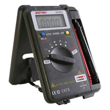New ZOTEK VC921 Mini Portable Digital Autoranging Multimeter Pocket Multimeter
