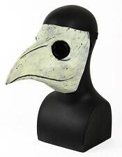 Men's Peste di Venezia PLAGUE DOCTOR Death Bird Latex Costume Mask Renaissance