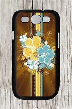 FLOWERS BUNCH FRACTAL FASHION SAMSUNG GALAXY S3 CASE COVER -ijk3Z