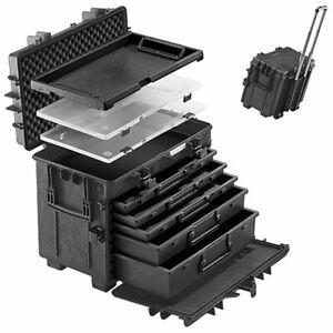 Stahlwille 13217 TS Werkzeug-Trolley, schwarz