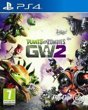 Plants Vs Zombies Garden Warfare 2 Ps4 Princ. (Leer Anuncio)
