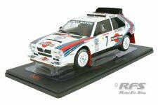 Lancia Delta S4 Winner Rallye Monte Carlo 1986 Toivonen MARTINI 1:18 IXO NEU