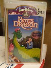 DISNEY - PETE'S DRAGON (VHS, 1998) - CLAM SHELL  *FREE SHIP *NEW