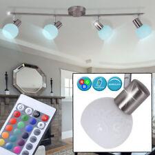 RGB LED Decken Lampe Ess Zimmer Fernbedienung  Spot Leuchte DIMMBAR beweglich