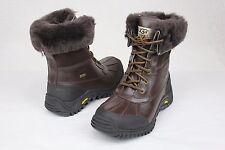 Ugg Australia Womens Adirondack II Obsidian Brown Color Boot Size 6.5 US