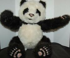 FurReal Giant Panda Bear Interactive Talking Moves Plush Hasbro Luv Cubs Toy 16""