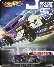 2019 Hot Wheels Retro Rocket League Bone Shaker 1/64 Diecast Car DMC55-956N