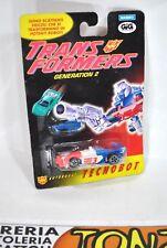 TRANS FORMERS GENERATION 2 TECNOBOT  SPRINTER AUTOBOT GIG 80211/80181 anni 80'