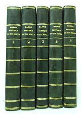 Maison Rustique - Encyclopédie d'Agriculture - 1844 - ILUSTRADA - Agricultura