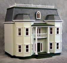 Foxhall Manor Dollhouse Kit - Milled Plywood
