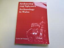 Good - Archaeology in Wales, Volume 50 Various 2011 CBA Wales/Cymru