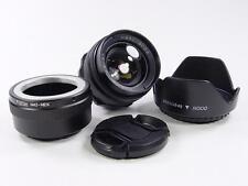 Perfect ! Wide angle Mir-1B f/2.8/37. M42 Sony NEX E-mount. s/n 89018023