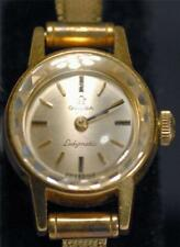 Vintage Omega Ladies Wrist Watch ~ Lady Matic ~ 24J