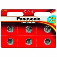 Panasonic Lithium-Based Coin/button Cell Single Use Batteries