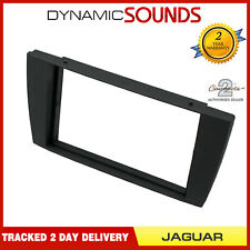 CT24JG02 Car CD Stereo Fascia Panel Adaptor For Jaguar X-Type 2002-2009