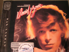 DAVID BOWIE AMERICANS TO RARE JAPAN Replica LP 2007 OBI CD SILVER STICKER ISSUE