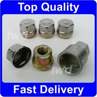 ALLOY WHEEL LOCKING NUTS FOR MG-ZR MG-ZS MG-F MG-TF SECURITY LUG BOLTS [6J]