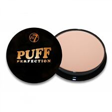 W7 puff perfection face cream powder perfection new in box full size 0.35 fair