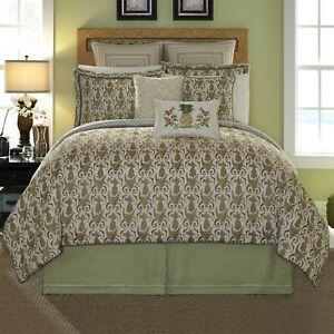 Croscill Piña Colada King Comforter Set