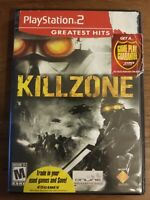 Killzone (Sony PlayStation 2 PS2, 2004) Complete