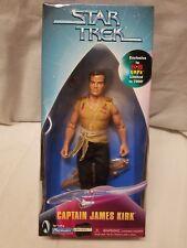 Star Trek Action Figure~Captain James Kirk~1998 Playmates Collectors Edition NIB