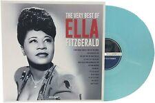 Ella Fitzgerald – The Very Best Of Ella Fitzgerald ELECTRIC BLUE VINYL LP NEW
