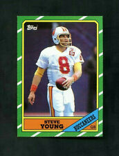 1986 Steve Young Topps #374 Rookie RC Buccaneers