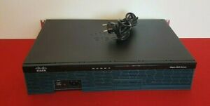 Cisco2911/K9 - Cisco 2911 Services Router - ipbasek9
