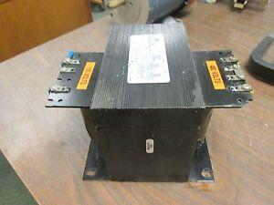 Acme Transformer Control Transformer TA-2-81219 2000VA Pri:240/480V Sec:120V