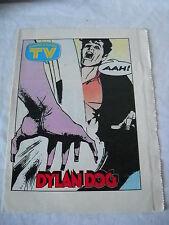 ALLEGATO TV SORRISI E CANZONI FUMETTO DYLAN DOG
