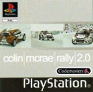 Colin McRae Rally 2.0, Good PlayStation, Playstation Video Games