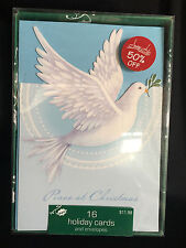 Image Arts Christmas Cards 16 Cards With Envelopes New