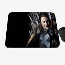 Game Of Thrones Lord Eddard Stark Anti-Slip PC Laptop Mousemat Mouse Mat Pad