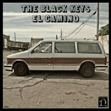 "THE BLACK KEYS ""EL CAMINO""  LP VINYL NEW+   + CD AND GIANT FOLD-OUT POSTER"