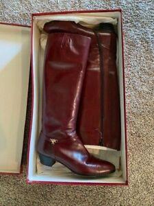 Ferragamo Alisa Boots - Vintage