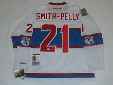 DEVANTE SMITH-PELLY SIGNED 2016 MONTREAL CANADIENS WINTER CLASSIC JERSEY JSA COA