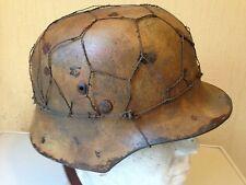 Normandy 44 German Plastic  Replica Helmet