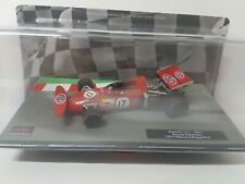 MARCH 711 -1971  Formula  1  Ronnie Peterson 1/43 Ixo salvat