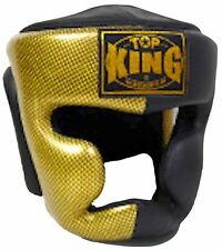"Top King ""Empower Creativity"" Headgear - Tkhgem-02-Gd (Black)"