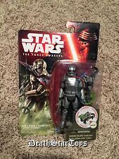 Star Wars The Force Awakens Captain Phasma Clone Trooper Commander First Order
