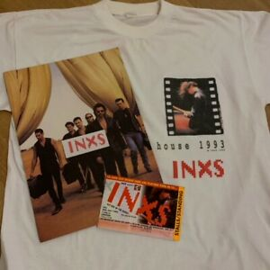 INXS - Get Out Of The House Tour Bundle - Brixton Academy July 1993