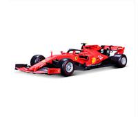 Bburago 1:18 2019 FERRARI FORMULA 1 F1 SF90 #5 Sebstian Vettel Diecast Car Model