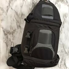 LowePro Sling Shot 100 AW camera backpack for Canon EOS Nikon Sony Pentax DSLR