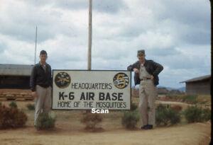 Original 35 mm Slide Korean War/Military Taken by US soldier 1950-1953 #K080
