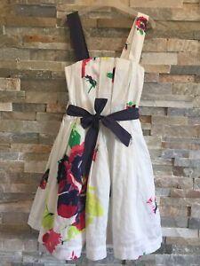 jottum 128 134 Kleid Festkleid Tellerkleid neuwertig